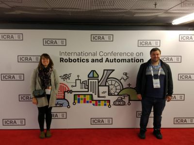 LARICS at ICRA2019 in Montreal