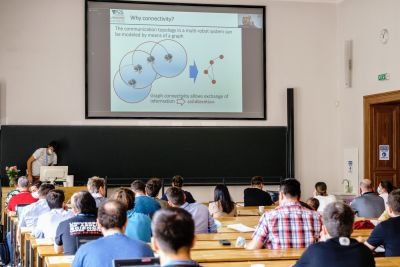 2020 IEEE RAS Summer School in Prague