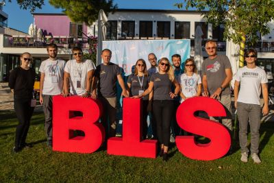 LARICS team visited BTS 2018