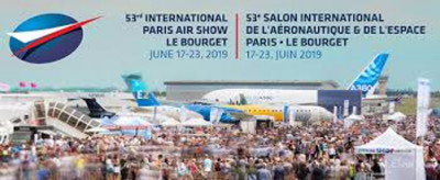 Paris Air Show at Le Bourget
